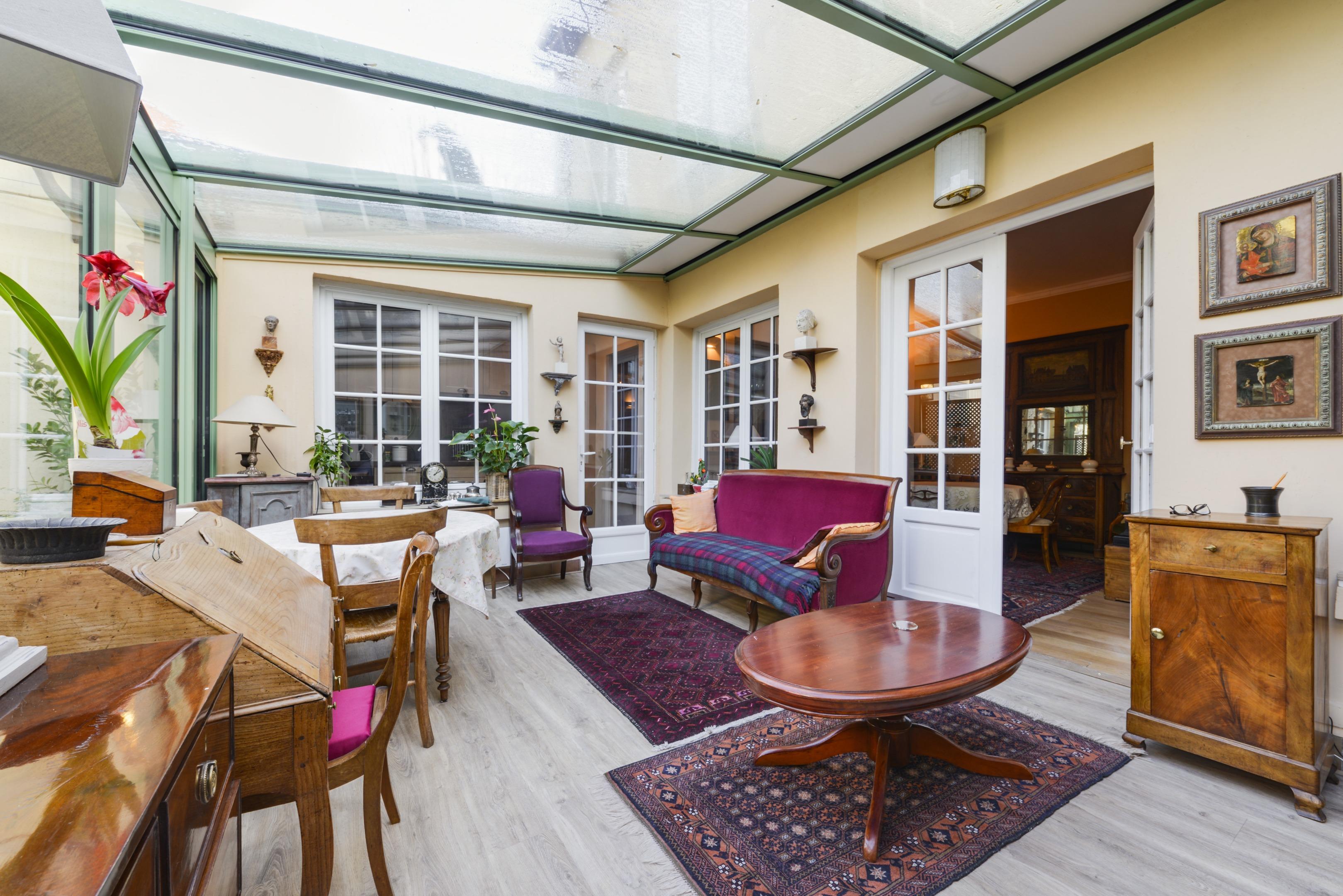 Vente maison de 4 5 p avec jardin 112 m parking cave - Recherche maison a louer avec jardin ...